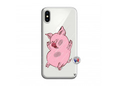 Coque iPhone X/XS Pig Impact