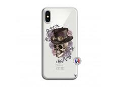 Coque iPhone X/XS Dandy Skull