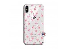 Coque iPhone X/XS Flamingo