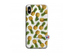 Coque iPhone X/XS Ananas Tasia