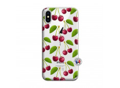 Coque iPhone X/XS oh ma Cherry