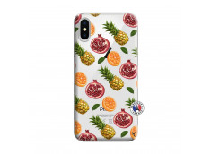 Coque iPhone X/XS Fruits de la Passion