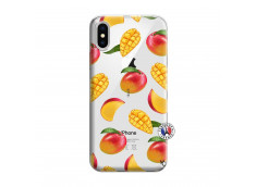 Coque iPhone X/XS Mangue Religieuse