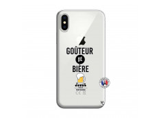 Coque iPhone X/XS Gouteur De Biere