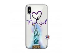 Coque iPhone X/XS I Love New York