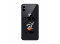 Coque iPhone X/XS J Ai Basket