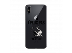 Coque iPhone X/XS J Ai Peche
