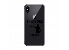 Coque iPhone X/XS Jai Twd