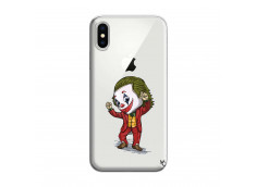 Coque iPhone X/XS Joker Dance