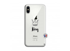 Coque iPhone X/XS King