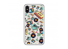 Coque iPhone X/XS Mock Up Translu