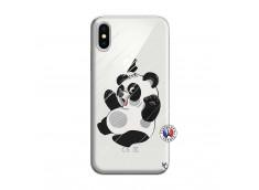 Coque iPhone X/XS Panda Impact