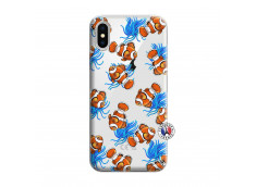 Coque iPhone X/XS Poisson Clown