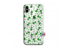 Coque iPhone X/XS Petits Serpents