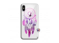 Coque iPhone X/XS Purple Dreamcatcher