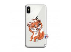 Coque iPhone X/XS Fox Impact