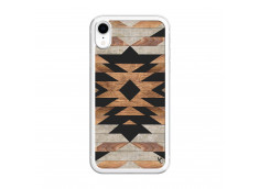 Coque iPhone XR Aztec Translu