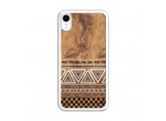 Coque iPhone XR Aztec Deco Translu