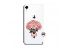Coque iPhone XR Bouquet de Roses