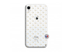 Coque iPhone XR Little Hearts