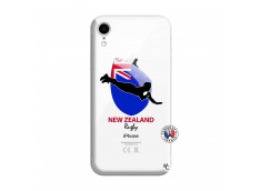 Coque iPhone XR Coupe du Monde Rugby- Nouvelle Zélande