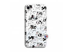 Coque iPhone XR Cow Pattern