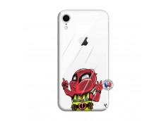 Coque iPhone XR Dead Gilet Jaune Impact