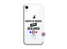 Coque iPhone XR Frappe De Batard Comme Benjamin