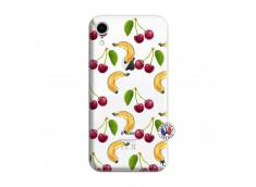 Coque iPhone XR Hey Cherry, j'ai la Banane