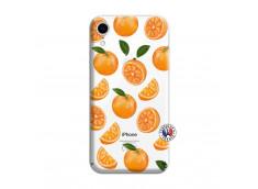 Coque iPhone XR Orange Gina
