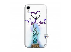 Coque iPhone XR I Love New York