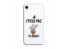 Coque iPhone XR J Ai Basket