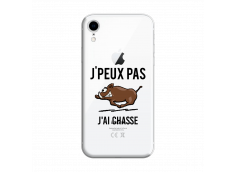 Coque iPhone XR J Ai Chasse