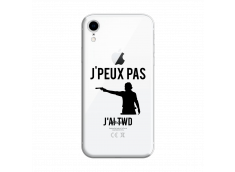 Coque iPhone XR Jai Twd