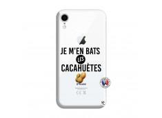 Coque iPhone XR Je M En Bas Les Cacahuetes