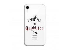 Coque iPhone XR Hybrid J' peux pas j'ai Quidditch