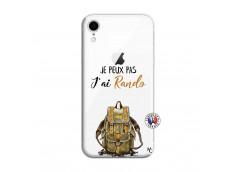 Coque iPhone XR Je Peux Pas J Ai Rando