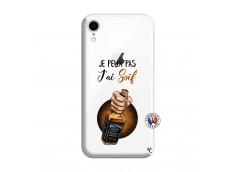 Coque iPhone XR Je Peux Pas J Ai Soif