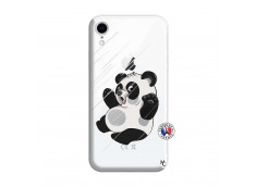 Coque iPhone XR Panda Impact