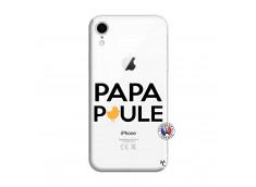 Coque iPhone XR Papa Poule
