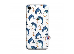 Coque iPhone XR Dauphins