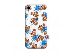 Coque iPhone XR Poisson Clown