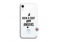 Coque iPhone XR Rien A Foot Allez Angers