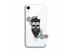 Coque iPhone XR Skull Hipster