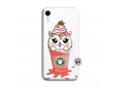 Coque iPhone XR Catpucino Ice Cream