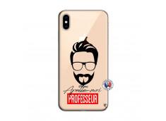 Coque iPhone XS MAX Apelle Moi Professeur
