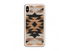 Coque iPhone XS MAX Aztec Translu