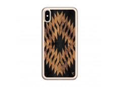 Coque iPhone XS MAX Aztec One Motiv Translu