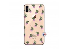 Coque iPhone XS MAX Cactus Pattern