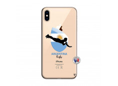 Coque iPhone XS MAX Coupe du Monde Rugby-Argentina